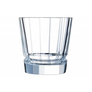 CRISTAL d' ARQUES  Old fashioned tumbler 38 cl Macassar
