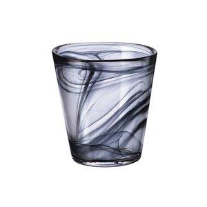 BORMIOLI ROCCO  Goblet 37 cl Black - Lanotte Capri