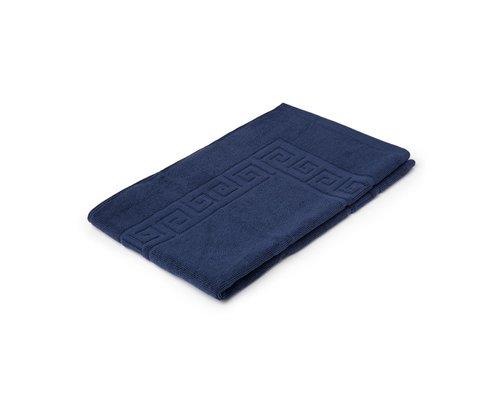 M & T  Bath mat 50 x 80 cm Navy blue