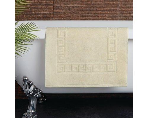 M & T  Badmat 50 x 80 cm Crème