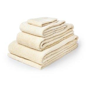 M & T  Bath towel 50 x 90 cm cream