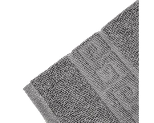 M & T  Badmat 50 x 80 cm grijs