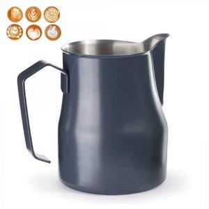 LACOR Barista milk jug s/s 50 cl grey