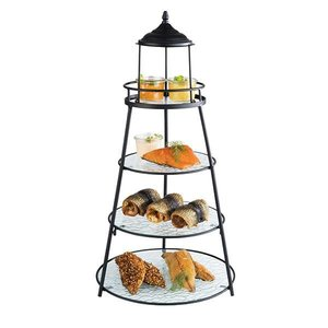 "M & T  Buffet stand  "" Light house """