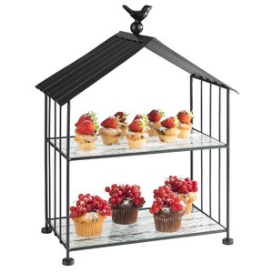 "M & T  Buffet stand  "" Bird """