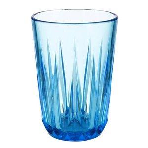 M & T  Pool glass 15 cl Tritan blue