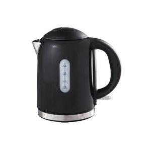 JVD Waterketel 1 liter Modus Vivendi zwart