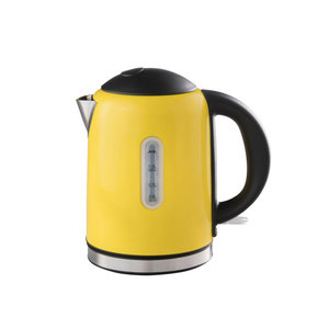 JVD Water kettle 1 liter Modus Vivendi yellow