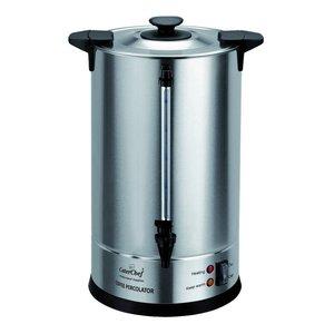 CATERCHEF Koffiepercolator 15 liter  / 120 kopjes