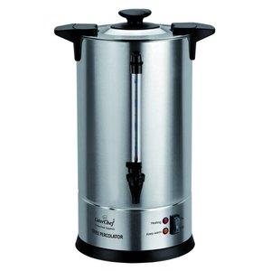 CATERCHEF Koffiepercolator 9 liter  / 80 kopjes