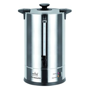 CATERCHEF Coffee percolator 5 liter / 48 cups