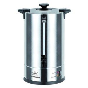 CATERCHEF Koffiepercolator 5 liter  / 48 kopjes