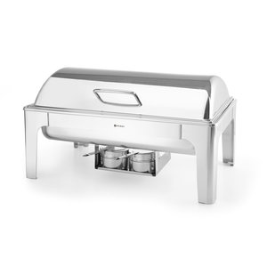 M & T  Chafing dish GN 1/1 hoogglanzend rvs