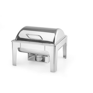 M & T  Chafing dish GN 2/3 mirror finish