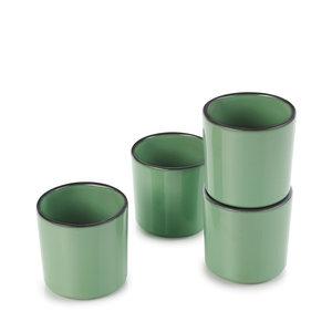 REVOL  Espresso cup 8 cl Caractère Mint