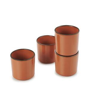REVOL  Espresso cup 8 cl Caractère Cinnamon