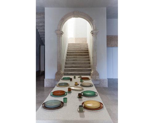 REVOL  Bord / bowl met hoge rand 23 cm x 3,3 cm Caractère Gourmande Cardamome