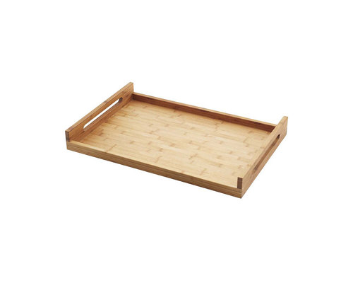 REVOL  Serving tray 60 x 40 cm Inspired bamboo wood
