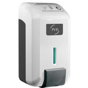 JVD Hydroalcoholische zeepdispenser 700 ml met drukknop