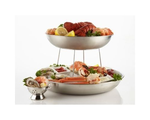 M&T Seafood tray 50 cm  x  6 cm