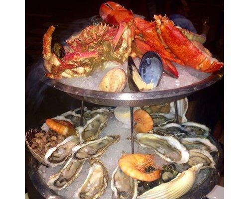 BOURGEAT  Seafood tray 30 cm  x  4 cm