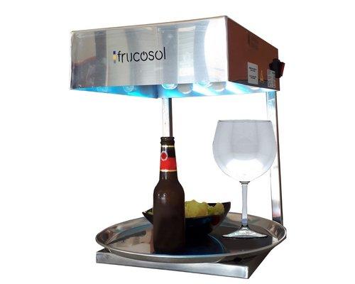 M & T  Dienblad sterilisator met krachtig UV-licht