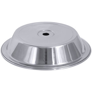 M & T  Klok voor een bord met diameter van 19,1 cm  tot 20,5 cm Hoogte 4 cm