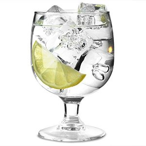 ARCOROC  Footed glass stackable 25 cl