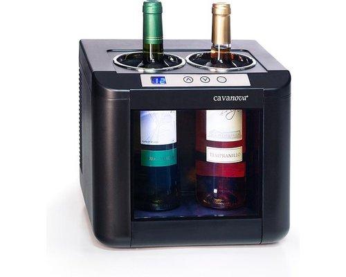CAVANOVA Bottle cooler for 2 bottles