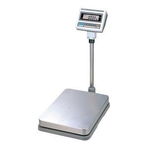 CAS SCALES  Platform weegschaal 60 kg / 20 gr
