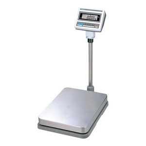 CAS SCALES  Platform weegschaal 150 kg / 50 gr