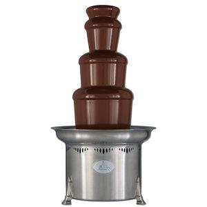 M & T  Chocolade fontein voor 150 tot 250 gasten