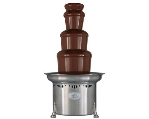 M & T  Chocolade fontein voor 75  tot 150 gasten