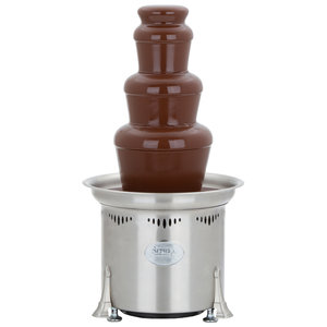 M & T  Chocolade fountain for 50 till 75 guests