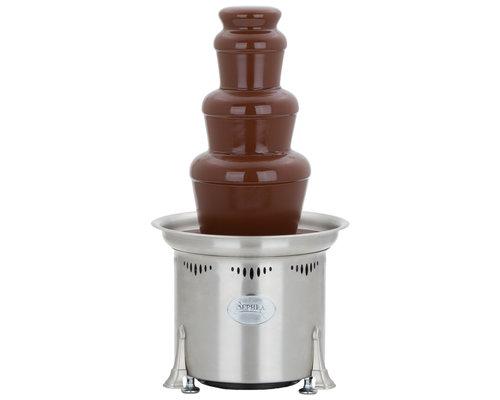 M & T  Chocolade fontein voor 50  tot 75 gasten
