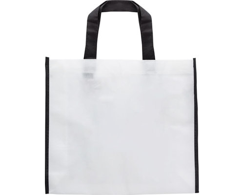 M & T  Children bag non woven for coloring included. 4 wax pens