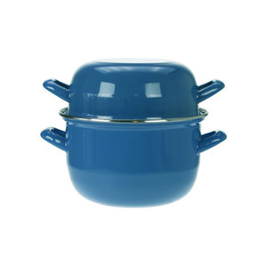 Cosy & Trendy for professionals Mussel pot blue 1,2 kg