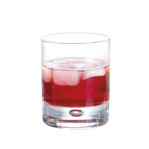 BORMIOLI ROCCO  Whisky old fashionned  glas 28 cl  met zware bodem  Disco