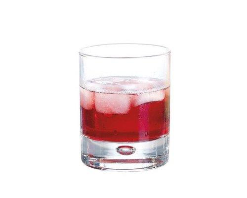 BORMIOLI ROCCO  Whisky old fashionned  glas 28 cl  met zware bodem  Disco
