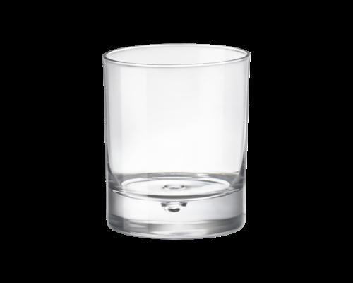 BORMIOLI ROCCO  Whisky &  jus  glas 19,5 cl  met zware bodem  Disco