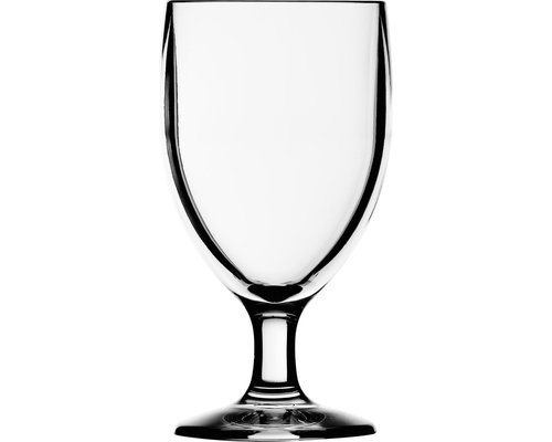 STRAHL All purpose glass footed 35,5 cl polycarbonate