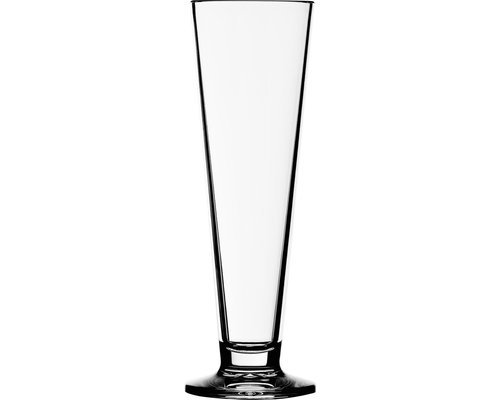 STRAHL All purpose glass footed  47 cl polycarbonate
