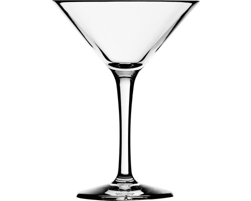 STRAHL Martini glas 35,5 cl  polycarbonaat