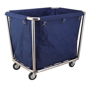 M & T  Laundry trolley