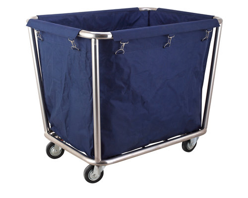 M & T  Laundry trolley