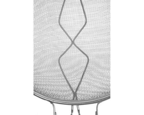 M & T  Zeef met dubbelgaas vertind met houten handgreep diameter 26 cm