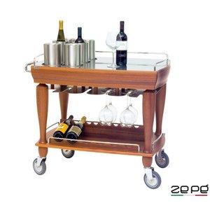 ZEPé Chariot à alcool, bar et digestif