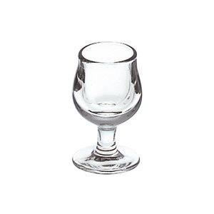 LA ROCHERE  Fine champagne borrel - likeur- degustatie glaasje  1,5 cl