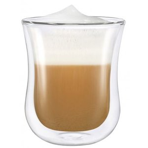 STÖLZLE  Double walled coffee/tea glass 18 cl  M size Coffee 'n More