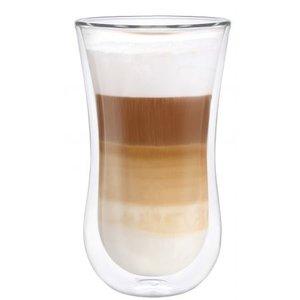 STÖLZLE  Double walled coffee/tea glass 33 cl  XL size Coffee 'n More